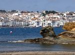 Title: A strange bird in Cadaques
