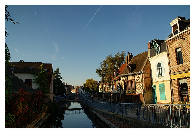 Amiens, the little Venice of the North