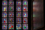 Title: Stained glass of tree of JesseCanon EOS 5D Mark II