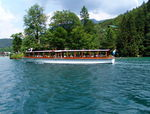 Title: Boat trip on K�nigssee
