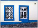 Title: Windows of Szentendre