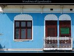 Title: Windows of Szentendre II.