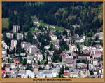 Title: Davos in Miniature Model