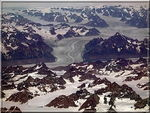 Title: Glacier in Greenland