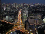 Title: Tokyo by night