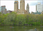 Title: Boats at Central Park