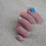 Title: toes in the sandCanon S90