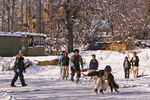 Title: The Kids in Winter Happiness..Canon 50D