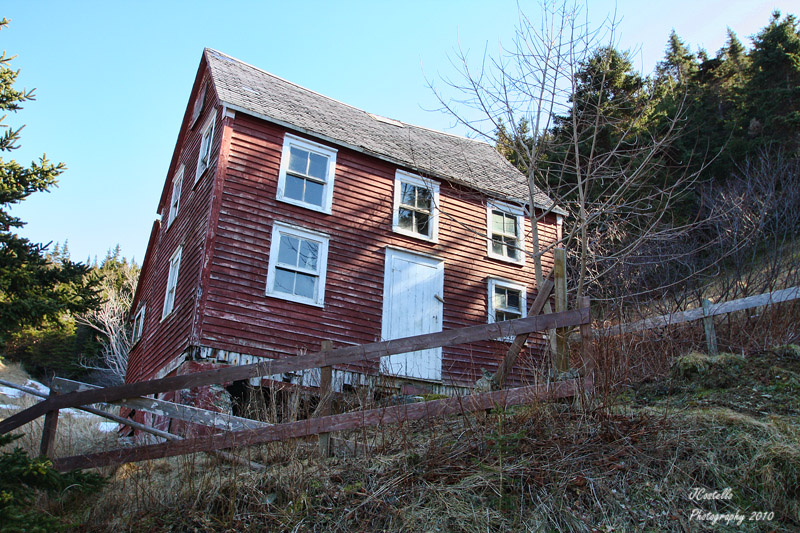 Antle's Cove House