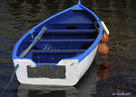 Title: Fisherman�s Blue BoatCanon 40D