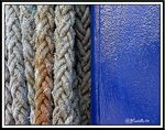 Title: Rope and steel