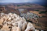 Title: View from Mount Arbel
