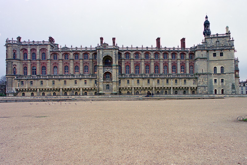 Saint-Germain-en-Laye Castle