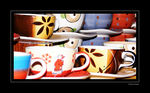 Title: Colourful Cups