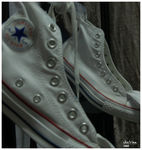 Title: white my shoes