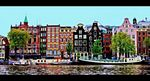 Title: The Colors of Amsterdam