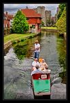 Title: Boat ride in Canterbury