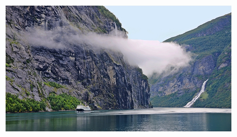 The Beauty of the Norwegian Fjords