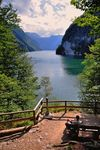 Title: Konigssee_A tranquil place