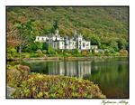 Title: Kylemore Abbey in AutumnNikon D70s