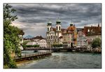 Title: Jesuit Church, Lucerne, Switzerland