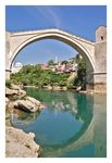 Title: Mostar Bridge