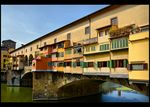 Title: The Ponte Vecchio, Florence