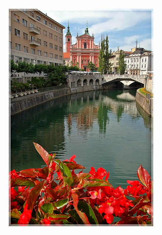 Postcard from Ljubljana