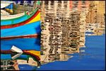 Title: Reflections in Spinola BayNikon D90