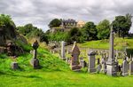 Title: Stirling Castle and Graveyard