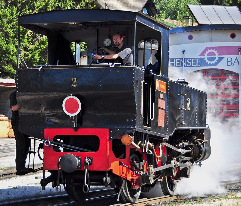 Disappearing Technology_The Steam Loco..