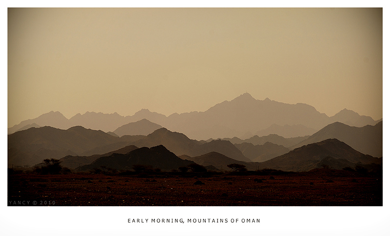 Omani Mountains