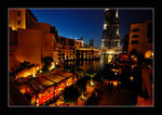 Title: The Old Town in Burj KhalifaNikon D80 DSLR