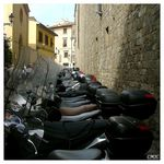 Title: Italia rhyme with Vespa