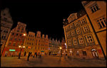 Title: Pearls of Poland - Wroclaw night grooveNikon D80