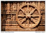 Title: one of the chariots in konark temple!!Nikon D60