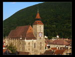 Title: The heart of Brasov