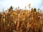Title: hill of crosses