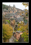 Title: Conques in autumn