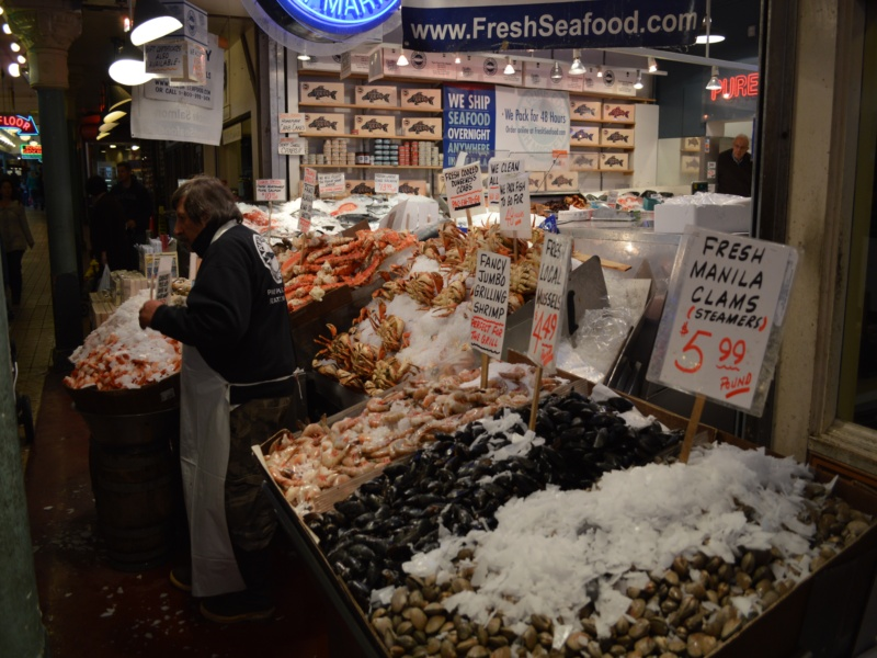 Seattle Fishmonger