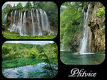Title: Greetings from Plitvice (Postcard)