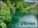 Title: Rainbow over Plitvice