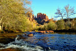 Title: Cathedral Rock At Sedona