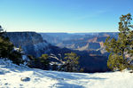 Title: Grand Canyon In The Winter