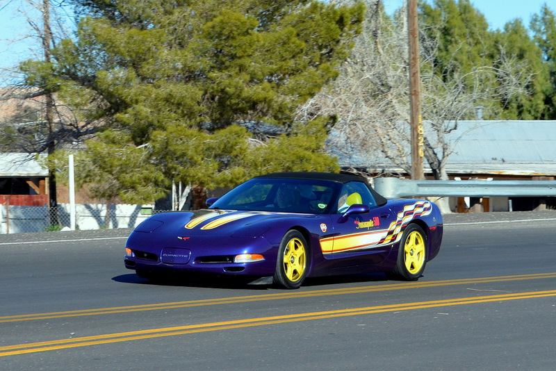 1998 Indy 500 Pace Car