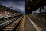 Title: At the Station