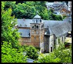 Title: Abbey of LeffeSony A350