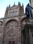Title: Old Cathedral of SalamancaSony Cybershot DSC-P150