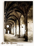 Title: Krak Des Chevaliers - the gothic arches