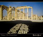 Title: PALMYRA - The theater Gate